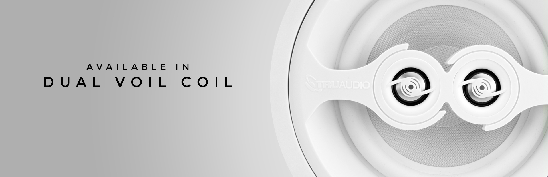 Dual Voice Coil options