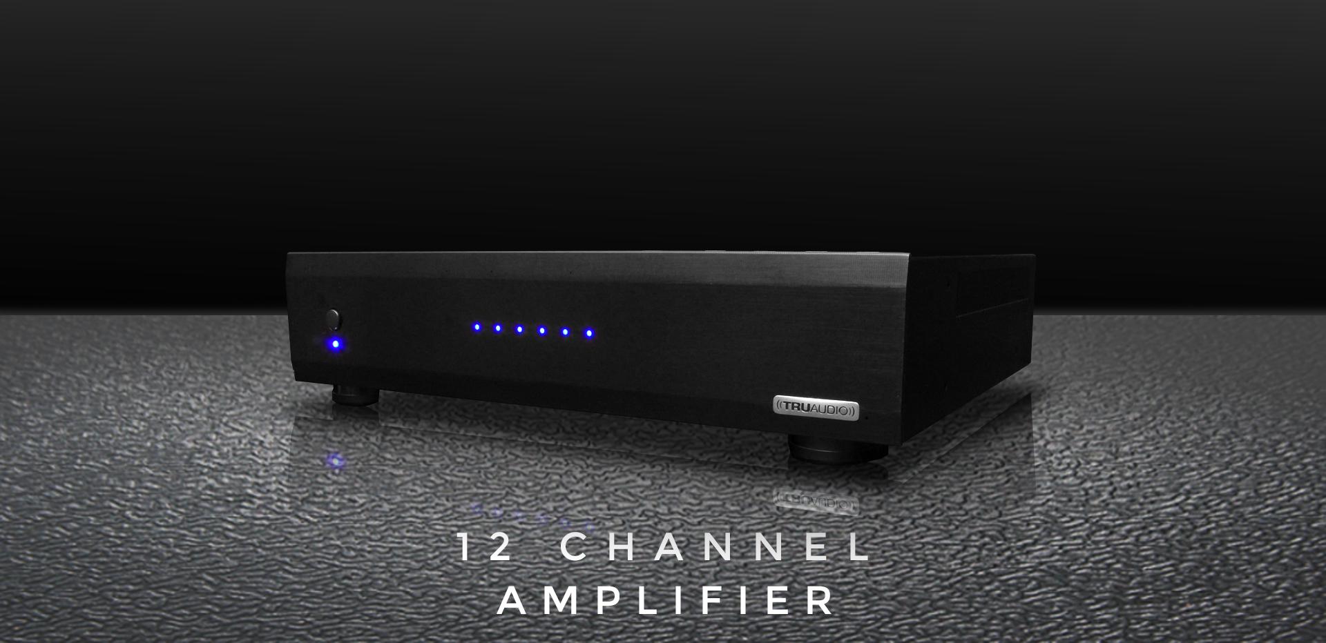 AMP-3512 by TruAudio