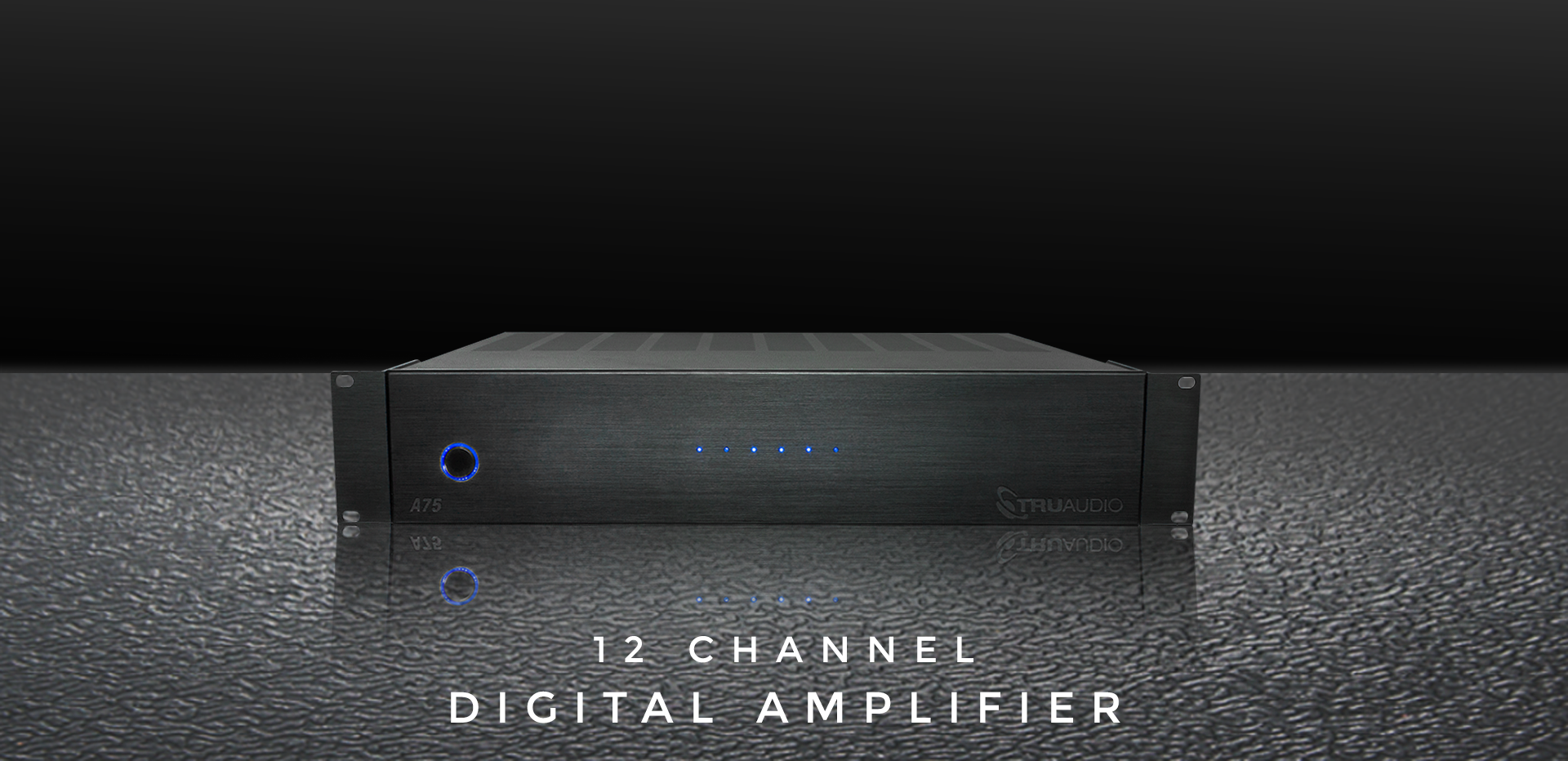A75 Digital Amplifier
