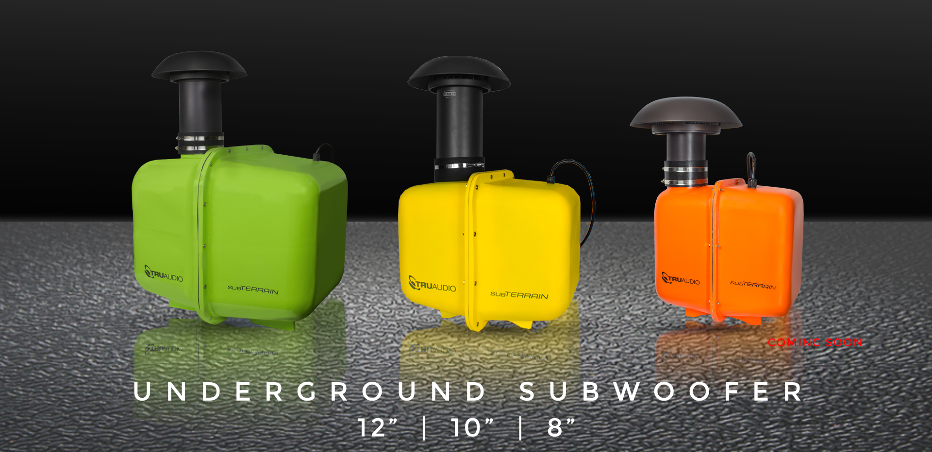 SubTerrain Series by TruAudio