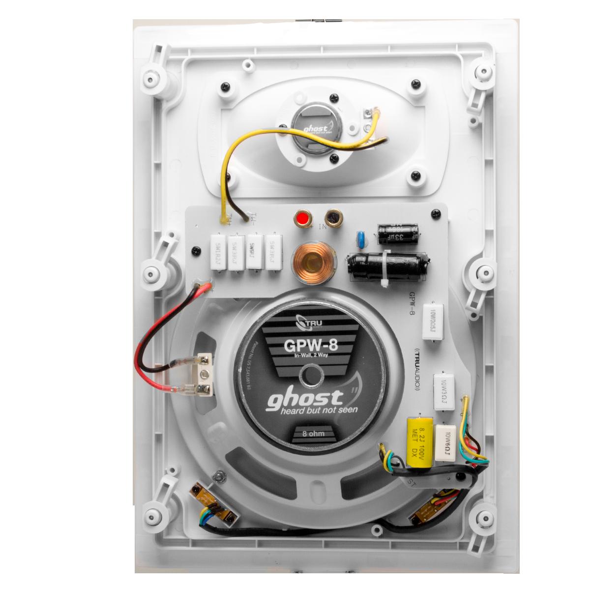 Gpw 8 In Wall Speaker Wiring Diagram